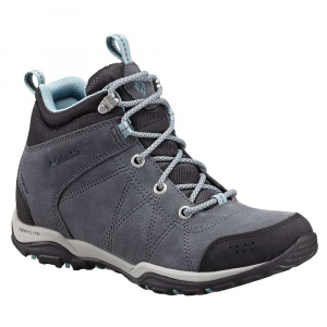 Columbia Women's Fire Venture WP Boot - 6 - Graphite / Storm