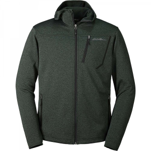 Eddie Bauer First Ascent Men's High Route Fleece Hoodie - Small - Avocado