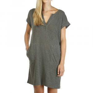Splendid Women's Placket Dress - Small - Coal