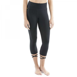 Lole Women's Eliana Capri - Medium - Black