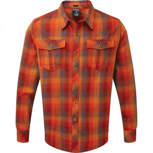 Sherpa Men's Indra Shirt - Small - Potala Red
