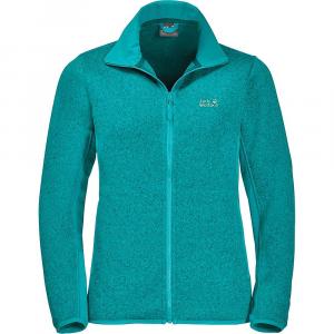 Jack Wolfskin Women's Elk Lodge Jacket - Large - Aquamarine