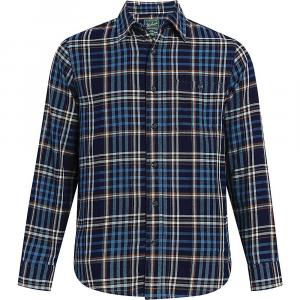 Woolrich Men's Eco Rich Indigo Shirt - XL - Bluestone