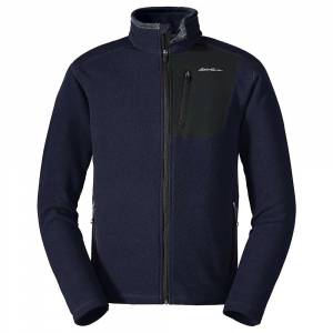 Eddie Bauer First Ascent Men's Cloud Pro Full Zip Jacket - Large - Atlantic