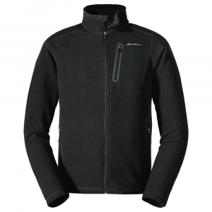 Eddie Bauer First Ascent Men's Cloud Pro Full Zip Jacket - Small - Black