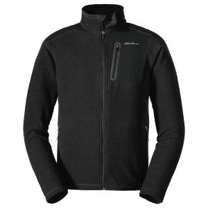 Eddie Bauer First Ascent Men's Cloud Pro Full Zip Jacket - XXL - Black