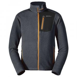 Eddie Bauer First Ascent Men's Cloud Pro Full Zip Jacket - Small - Storm