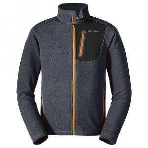Eddie Bauer First Ascent Men's Cloud Pro Full Zip Jacket - 3XL - Storm