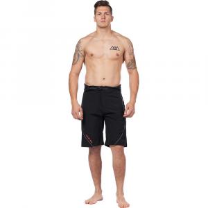 Level Six Men's Pro Guide Neoprene Lined Short - 36 - Black