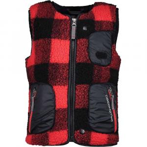 Obermeyer Kid's Explorer Vest - 7 - Red
