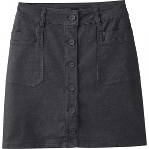 Prana Women's Kara Skirt - 14 - Black