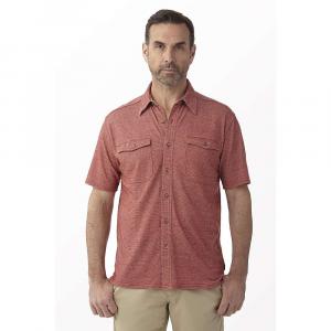 Royal Robbins Men's Canamo Button Front Shirt - Small - Morocco