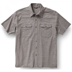 Royal Robbins Men's Canamo Button Front Shirt - Small - Pewter