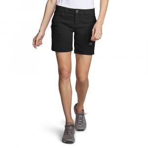 Eddie Bauer First Ascent Women's Guide Short - 6 - Black