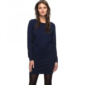Roxy Women's Winter Story Dress - Large - Dress Blues Heather