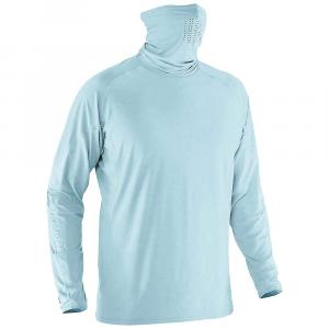 NRS Men's Baja Sun Shirt - Medium - Aquatic
