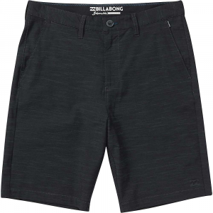 Billabong Men's Crossfire X Slub Walkshort - 34 - Black