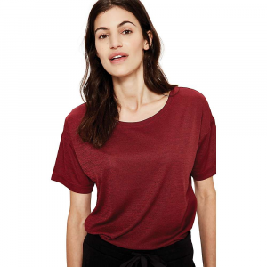 Lole Women's Haze Top - Large - Windsor Wine Heather