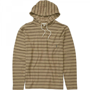 Billabong Men's Flecker Pullover Hoody - Small - Bark