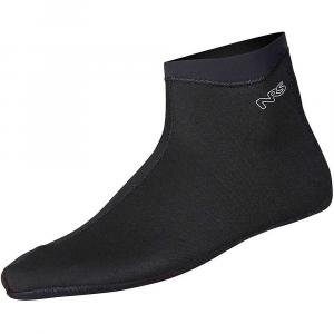 NRS Sandal Sock - XL - Black