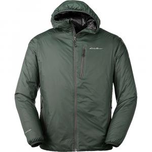 Eddie Bauer First Ascent Men's Evertherm Hooded Down Jacket - XL - Avocado