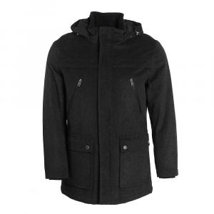 Pendleton Men's Bainbridge Commuter Coat - Large - Charcoal