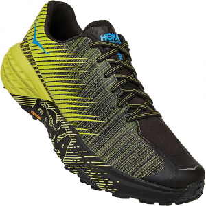 Hoka One One Women's Evo Speedgoat - 6 - Citrus / Black