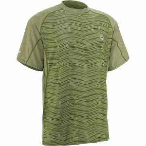 NRS Men's H2Core Silkweight SS Shirt - Medium - Olive
