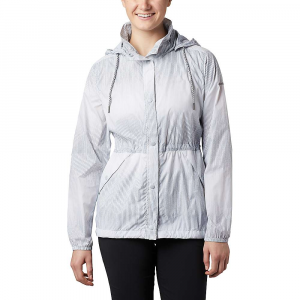 Columbia Women's Day Trippin' Jacket - Large - Cirrus Grey Ombre Stripe