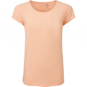 Sherpa Women's Asha SS Tee - Medium - Lapsi Orange