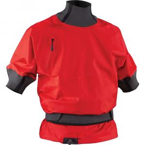 NRS Men's Stratos Shorty Jacket - Medium - Salsa