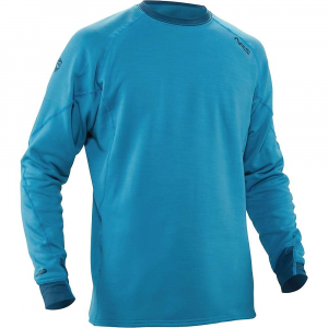NRS Women's H2Core Expedition Weight Shirt - Medium - Fjord