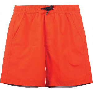 Level Six Boys' Snicker Short - 14 - Flame Red