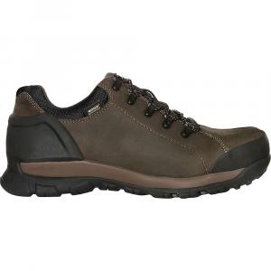 Bogs Men's Foundation Leather Low Rise Soft Toe Shoe - 11 - Brown