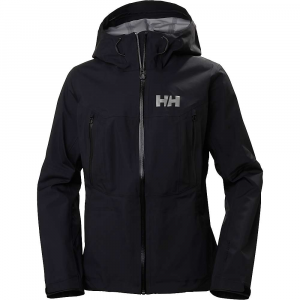 Helly Hansen Women's Verglas 3L Shell Jacket - Small - Black