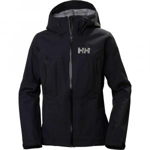 Helly Hansen Women's Verglas 3L Shell Jacket - Large - Black