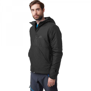 Helly Hansen Men's Odin Stretch Hooded Insulator Jacket - XL - Black