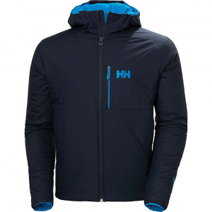 Helly Hansen Men's Odin Stretch Hooded Insulator Jacket - Medium - Navy