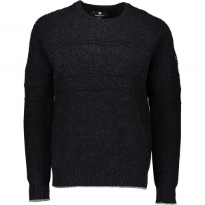 Obermeyer Men's Textured Crewneck Sweater