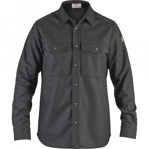 Fjallraven Men's Ovik Re-Wool LS Shirt