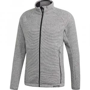 Adidas Men's Knit Fleece Jacket