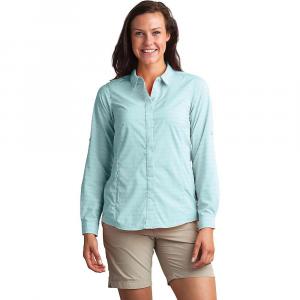ExOfficio Women's Ventana Stripe LS Shirt