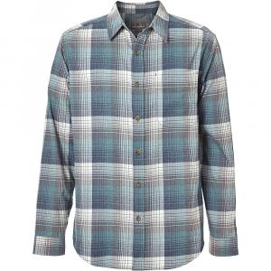 Royal Robbins Men's Vintage Performance Flannel LS Plaid Shirt