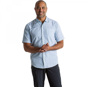 ExOfficio Men's Salida Ombre Plaid SS Shirt