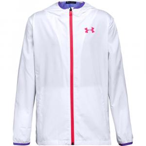 Under Armour Girls' UA Sack It Full Zip Jacket