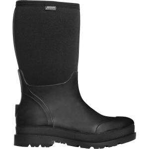 Bogs Men's Stockman CT Boot - 8 - Black