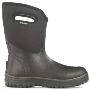 Bogs Men's Ultra Mid Boot - 13 - Black