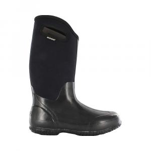 Bogs Women's Classic High Boot - 6 - Black Shiny