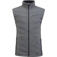 Spyder Men's Encore Fleece Vest - Medium - Ebony