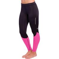 Zensah Women's XT Compression Tight - XS - Neon Pink